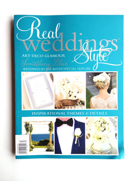 Real Weddings Style Magazine