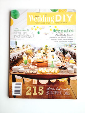 Wedding DIY Magazine